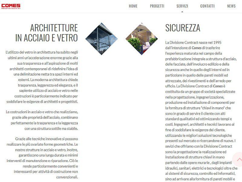 Servizi Comes Group - software BuildAPP