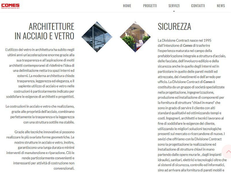 Servizi Comes Group - software BuildAPP