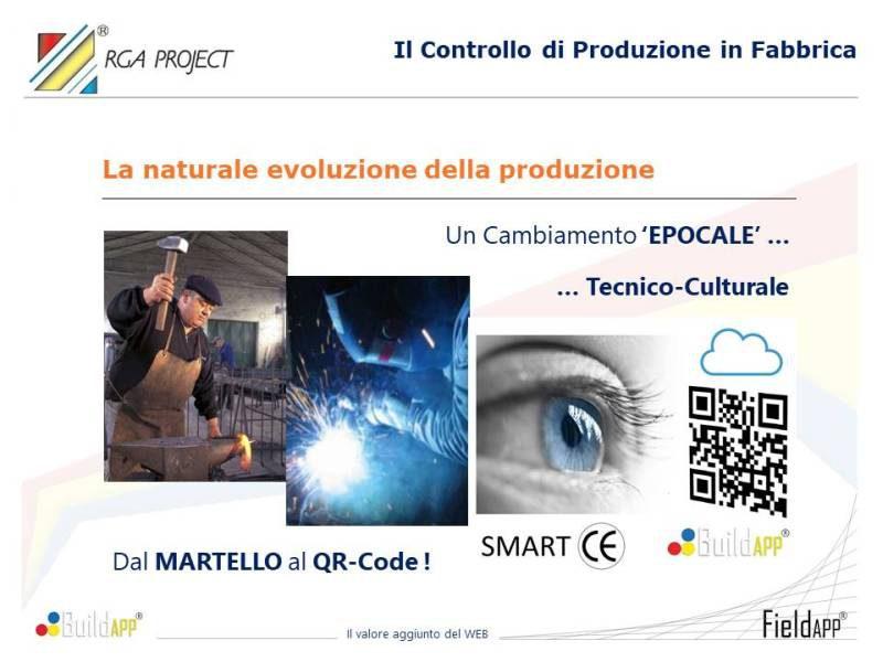 Marcatura CE SMART vs Controllo di Produzione in Fabbrica